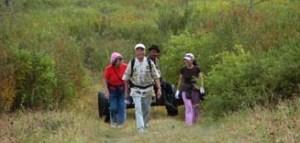 Mongolia hiking tours